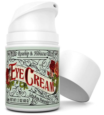 LilyAna Naturals Eye Cream for Dark Circles and Puffiness