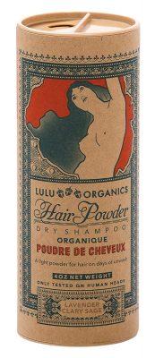 Lulu Organics Hair Powder