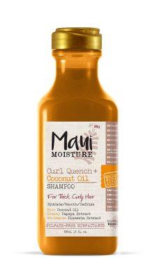 Maui Moisture Curl Quench + Coconut Oil Shampoo