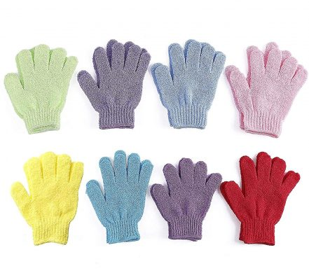 Mooerca Exfoliating Gloves