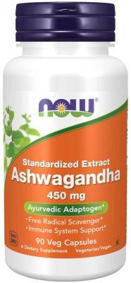 NOW Ashwagandha Capsules
