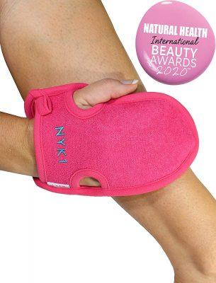 NYK1 Secrets Exfoliating Glove