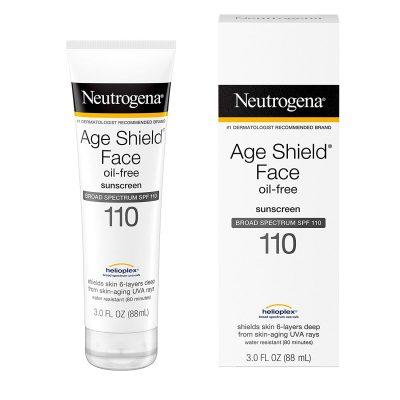 Neutrogena Age Shield Face Oil-Free Sunscreen