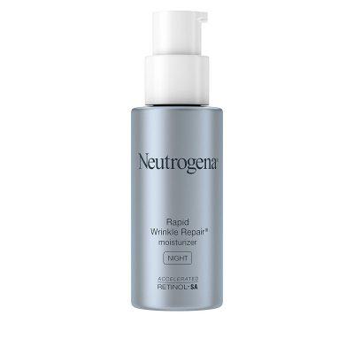Neutrogena Rapid Wrinkle Repair Retinol SA Night Cream
