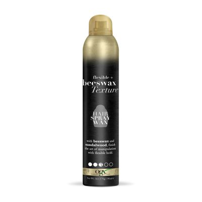 OGX Flexible + Beeswax Texture Hair Spray