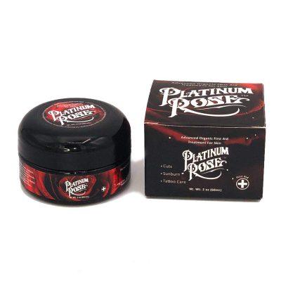 Platinum Rose Tattoo Butter