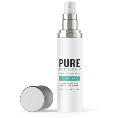 Pure Biology Premium Total Eye Cream Serum