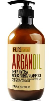 Pure Nature Argan Oil Deep Hydra Nourishing Shampoo