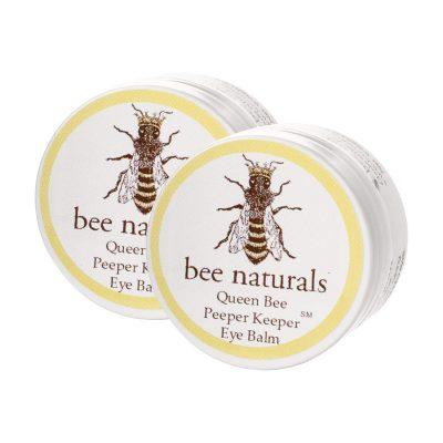 Queen Bee Natural Best Eye Balm Peeper Keeper