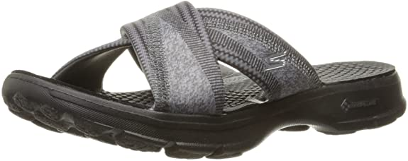 Skechers Go Walk Fiji Slides