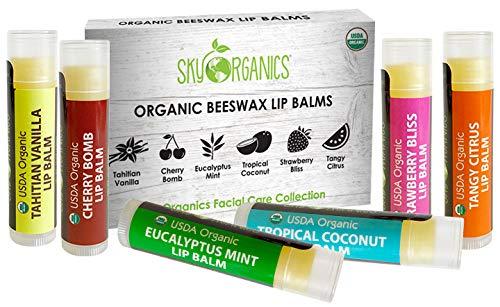 Sky Organics Lip Balm