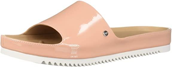 UGG Jane Leopard Flat Sandals