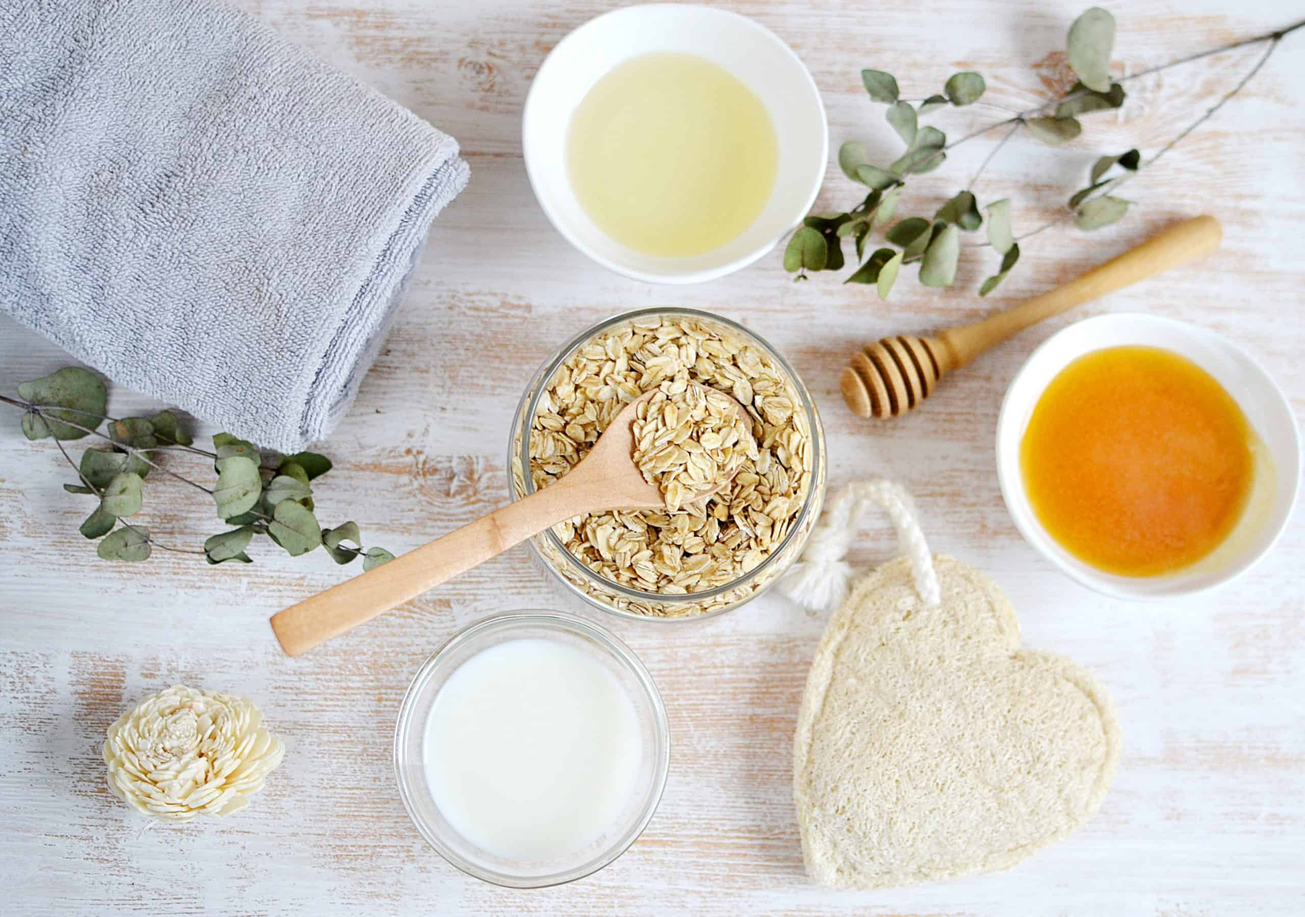 homemade face mask ingredients