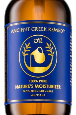 Ancient Greek Remedy Nature's Moisturizer