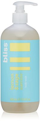 Bliss Lemon & Sage Soapy Suds Body Wash