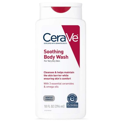 CeraVe Soothing Body Wash