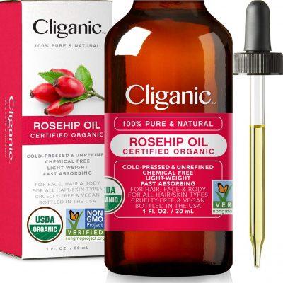 Cliganic Rosehip Oil