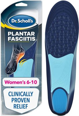 Dr. Scholl's Plantar Fasciitis Pain Relief Orthotics
