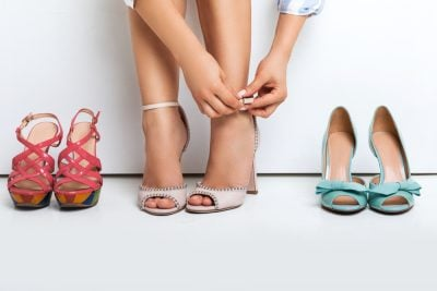 Getting to Know the Different Types of Heels