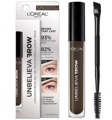 L'Oreal Paris Unbelieva-Brow Tinted Waterproof Brow Gel