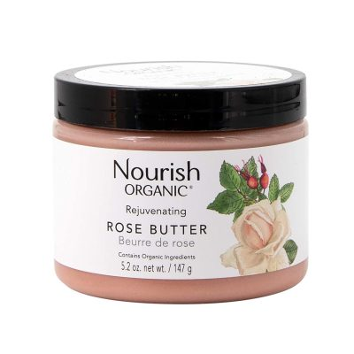Nourish Organic Rejuvenating Body Butter