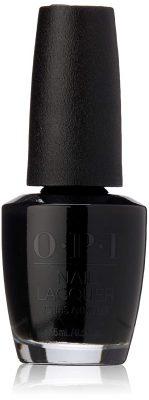 OPI Nail Lacquer – Black Onyx