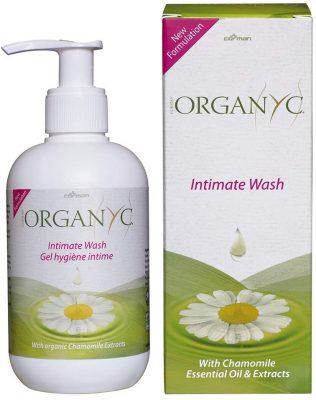 Organyc Intimate Wash