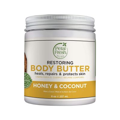 Petal Fresh Pure Restoring Honey & Coconut Body Butter