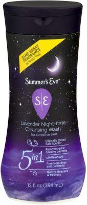 Summer's Eve Lavender Cleansing Wash