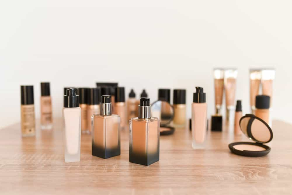 variety of foundations