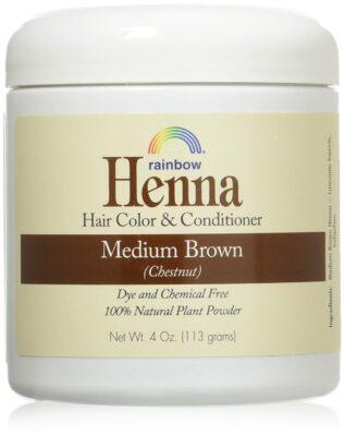 Henna Dye: Rainbow Henna Persian Brown