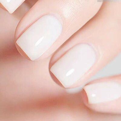 MEMEDA's Milky Nail Gel Polish