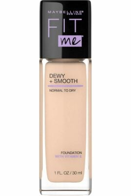 Maybelline Fit Me Dewy Foundation