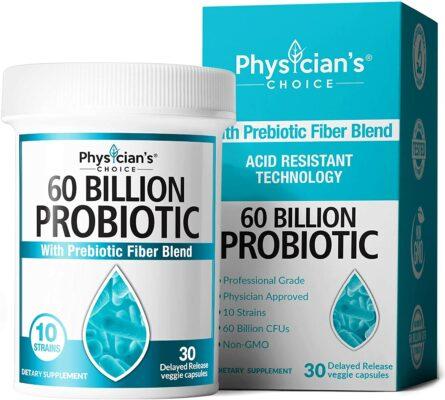 Physician's Choice 60 Billion CFU Probiotic