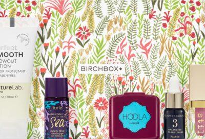 Birchbox Beauty Subscription Box Review 2021