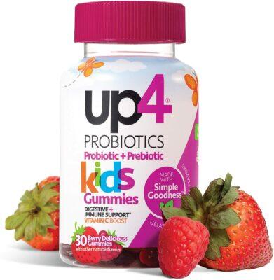 up4 Kids Probiotic Gummies