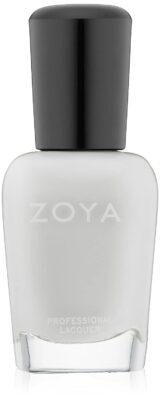 Zoya's Snow White Nail Polish