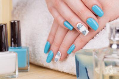 50 Blue Nail Ideas