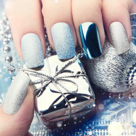 50 Christmas Nail Design Ideas