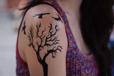 50 Family Tree Tattoo Design Ideas