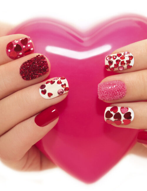 50 Valentine's Day Nails Ideas