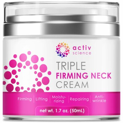ACTIV Science Triple Firming Neck Cream