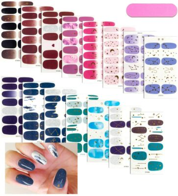 AFSTEE Nail Polish Strips