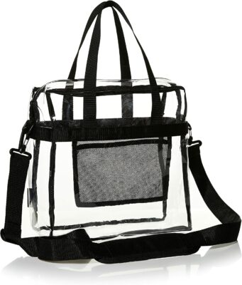 AmazonBasics Transparent Tote