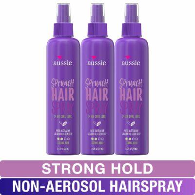 Aussie Sprunch Hairspray