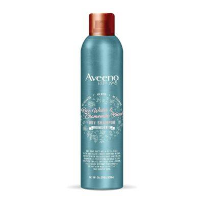 Aveeno Rose Water & Chamomile Dry Shampoo