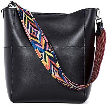 BROMEN Designer Vegan Leather Handbag