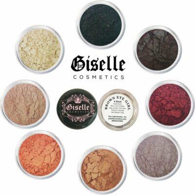 Giselle Cosmetics Mineral Makeup Eyeshadow