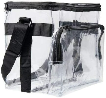 Clear Handbags & More Large Lunch Bag