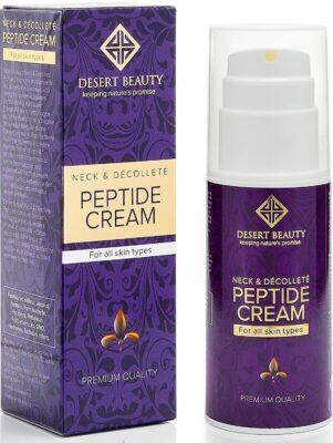Desert Beauty Neck & Décolleté Peptide Cream